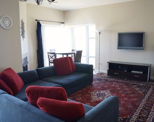 Chicago condo photo - Living room