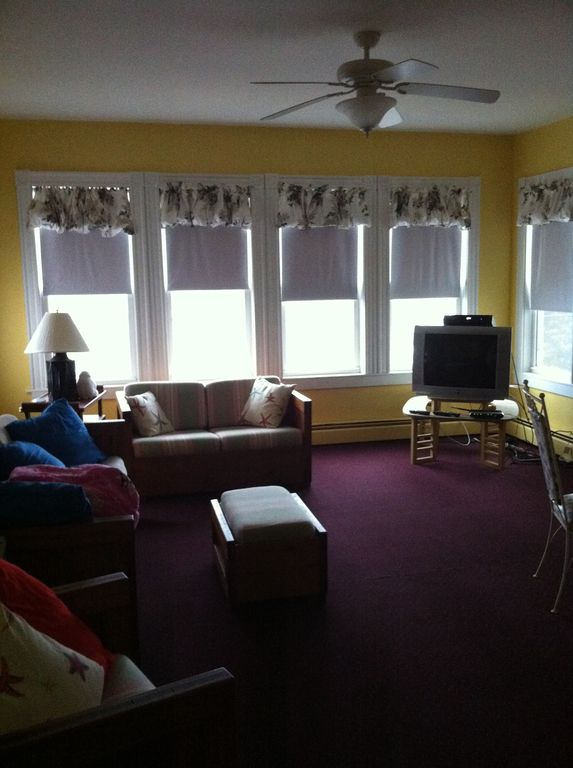 Second floor family room