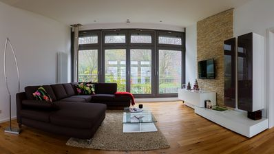 NEW since 2015: Modern, comfortable apartment ***** DTV star on 91m² living space.