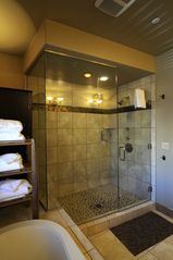 Copper Mountain townhome photo - Master Shower