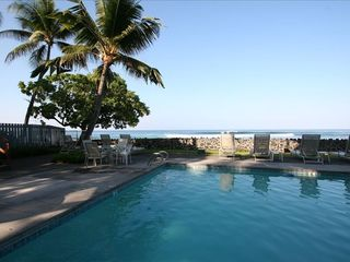 Kailua Kona condo photo - The Outdoor Pool - there is also a hot tub out of shot