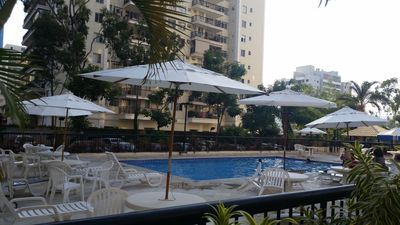 OLYMPIC CITY / RIOCENTRO / TIJUCA BAR: GREAT LOCATION, LEISURE & SHOPPING