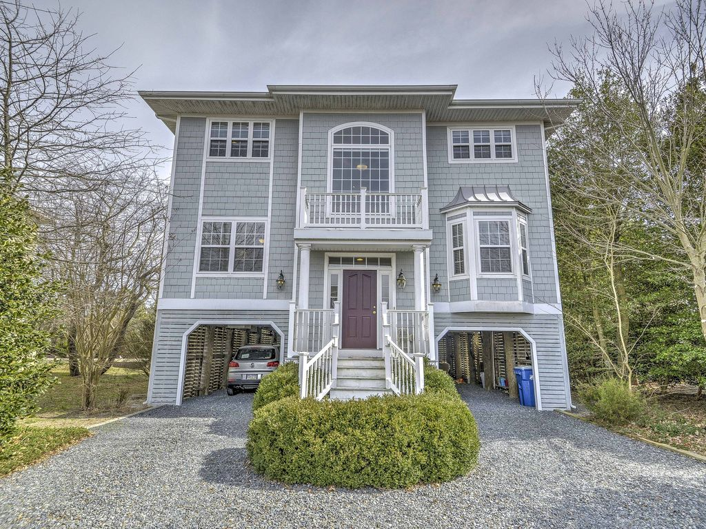 New 5br bethany beach house feet from the vrbo for 9 bedroom beach house rental