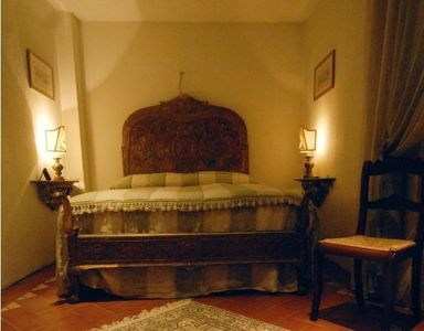 Castelnuovo di Garfagnana villa rental - Double bedroom