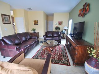 Kissimmee villa photo - Family room view