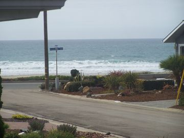 Morro Bay house rental - View from Living Room