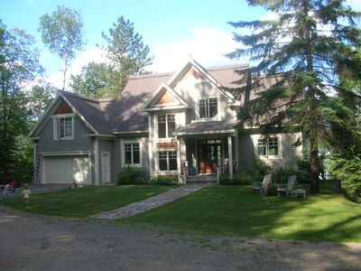 Mont Tremblant house rental - .