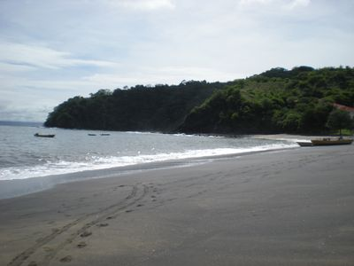 Beautiful Ocotal Beach