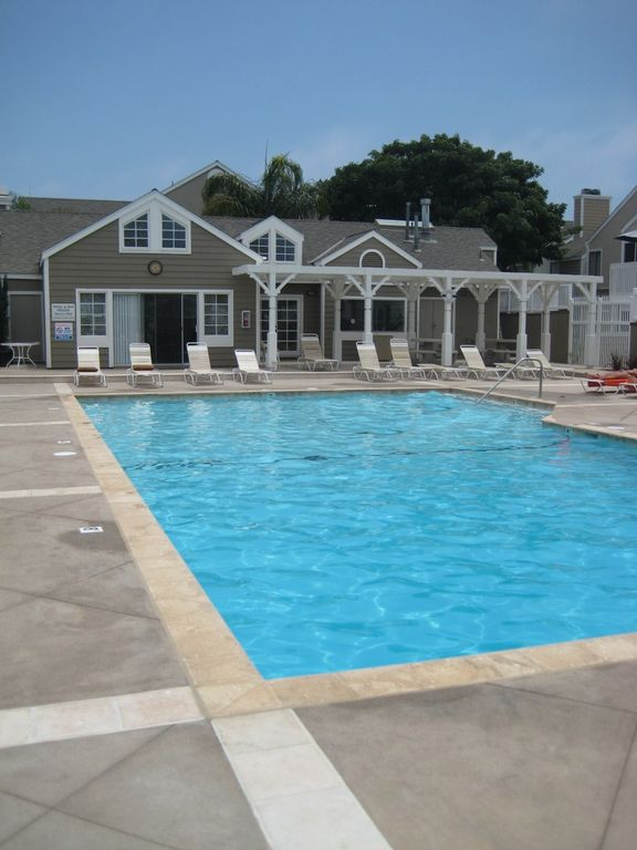 Newly remodeled pool- heated year round!