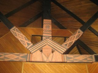 Taveuni house photo - Living Room decor.