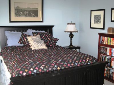 Highlands house rental - Second bedroom