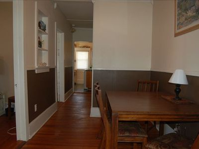 Side B Hall / Dining nook