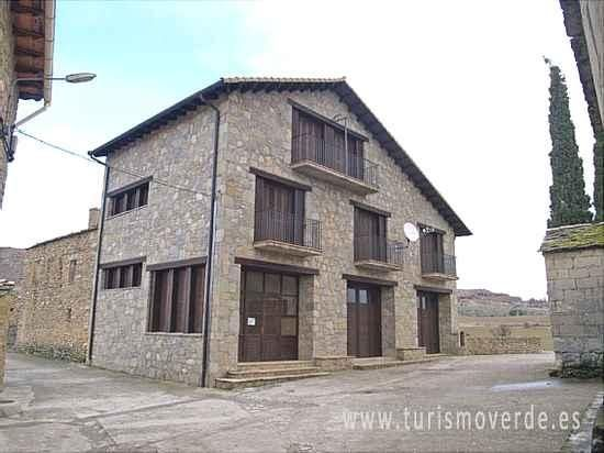 008 Casa Cajigar Cajigar is located in, in the province of Huesca.