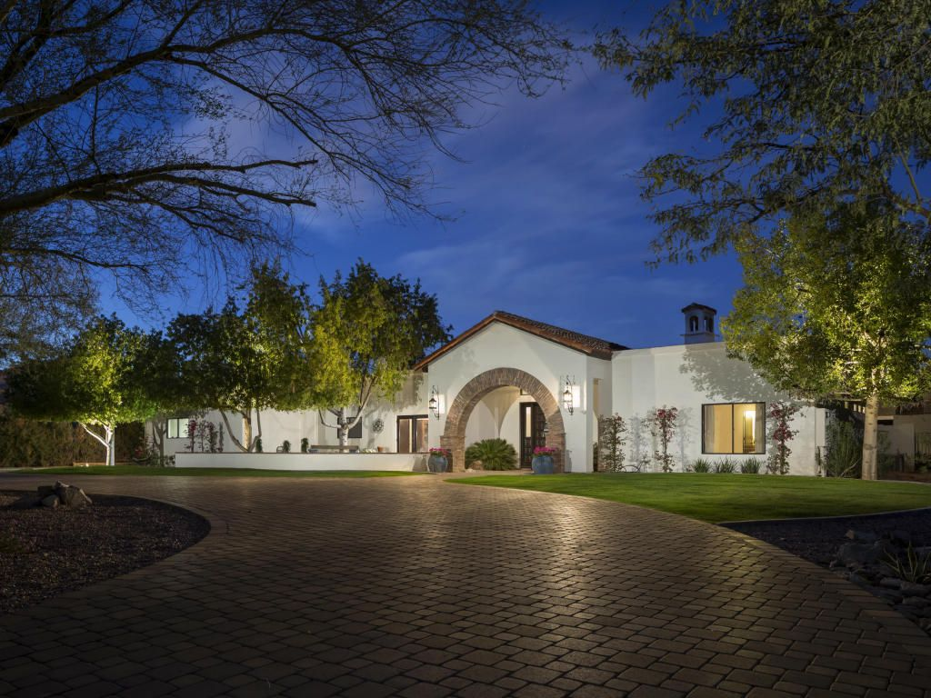 paradise valley architecturally charming neighborhoods arizona