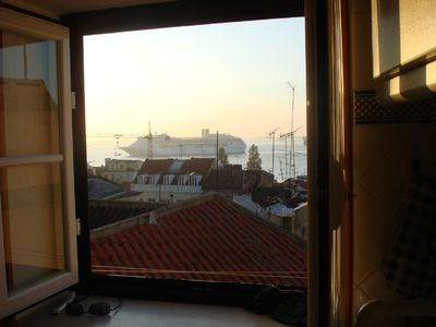 Alfama apartment rental - Window overview