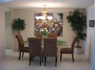 Cape Marco condo rental - Dining room