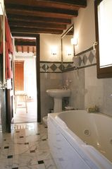 Historic Center apartment photo - Bathroom