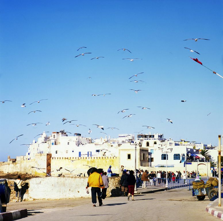 Essaouira Place Moulay Hassan
