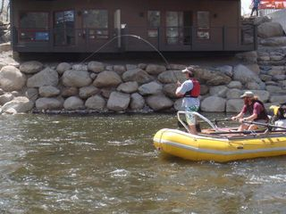 The Best Fishing Right Out Your Back door - Salida condo vacation rental photo