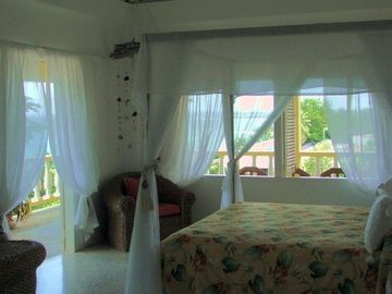 Villa Master Bedroom