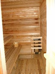 Deer Valley townhome photo - Dry Sauna