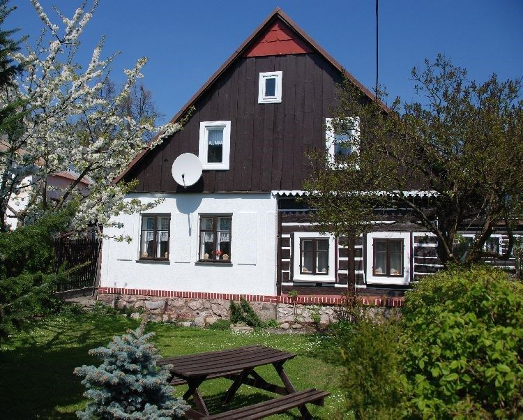 Holiday house 200 meters of beautiful Skipark Cerny Dul