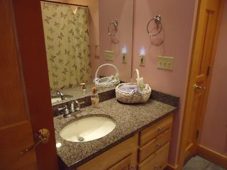 Westport Island house photo - Downstairs full bath
