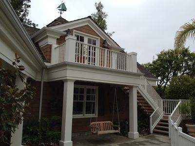 SUMMER SALE: Gorgeous 'Carriage House' Studio in Newport Beach
