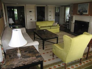 Mattapoisett house photo - Big Living Room