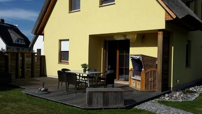 beach near exclusives holiday house with sauna, 3 bedrooms, fireplace, WiFi