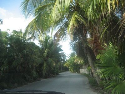 Tulum house rental - Beautiful Road to the Ocean 10 to 15 minutes