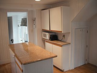 North Conway house photo - Microwave and other appliances..All Granite tops..
