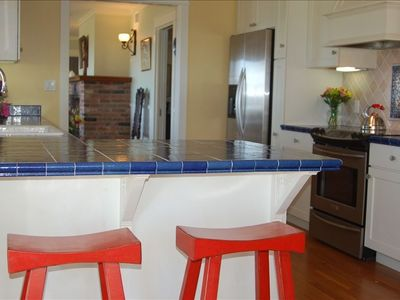 St. Augustine house rental - Kitchen was completely redone in 2006 with state of the art appliances