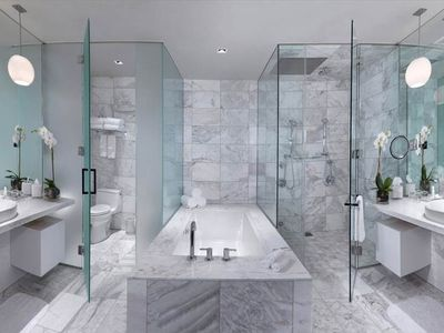 The incredible bathroom