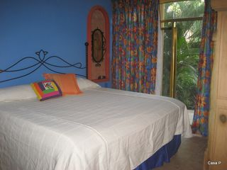 La Cruz de Huanacaxtle house photo - Master Suite with Bath