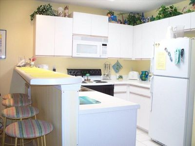 Fully Stocked kitchen for your convenience!!