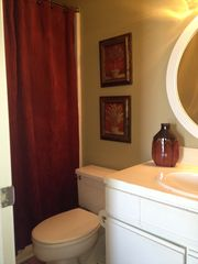Gulf Shores townhome photo - MASTER BATH / SHOWER