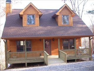 Ellijay cabin photo - Cabin is equipped to entertain the whole family