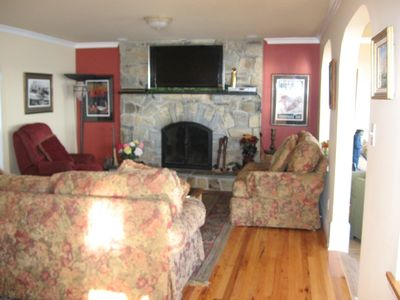 Port Republic house rental - Living Room