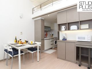 South Korea apartment photo