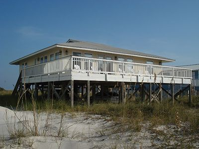 Fort Morgan house rental - Mim's Whim, 2nd Tier Property, Steps From Beach