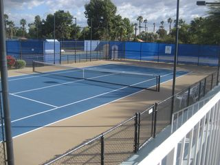 Indio house photo - Community Tennis Court