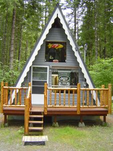 Rock N Roll Cabin On Mount Rainier Vrbo