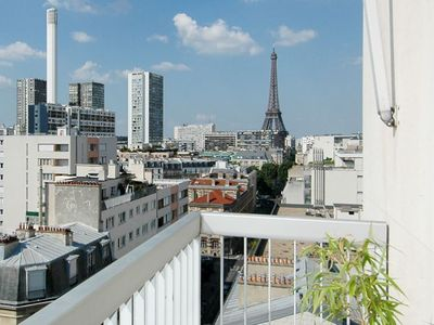 Holiday apartment, 85 square meters , Grenelle, France