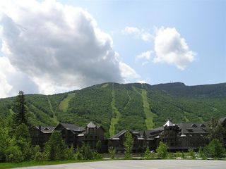 Stowe condo photo - Stowe Mt Lodge is a blast in the summer, check out the views.