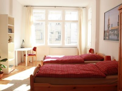 Friedrichshain-Kreuzberg apartment rental - APARTMENT.1 Charm Room.1