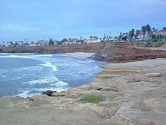 Point Loma house rental - Sunset Cliffs 1.5 Miles Away