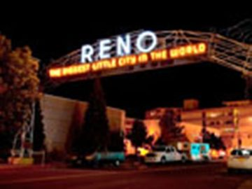 Downtown Reno, Nevada