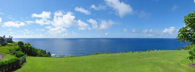 180 degree view from Lanai