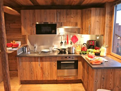 Chalet and luxurious atmosphere in a loft, 6 people, Avoriaz centre